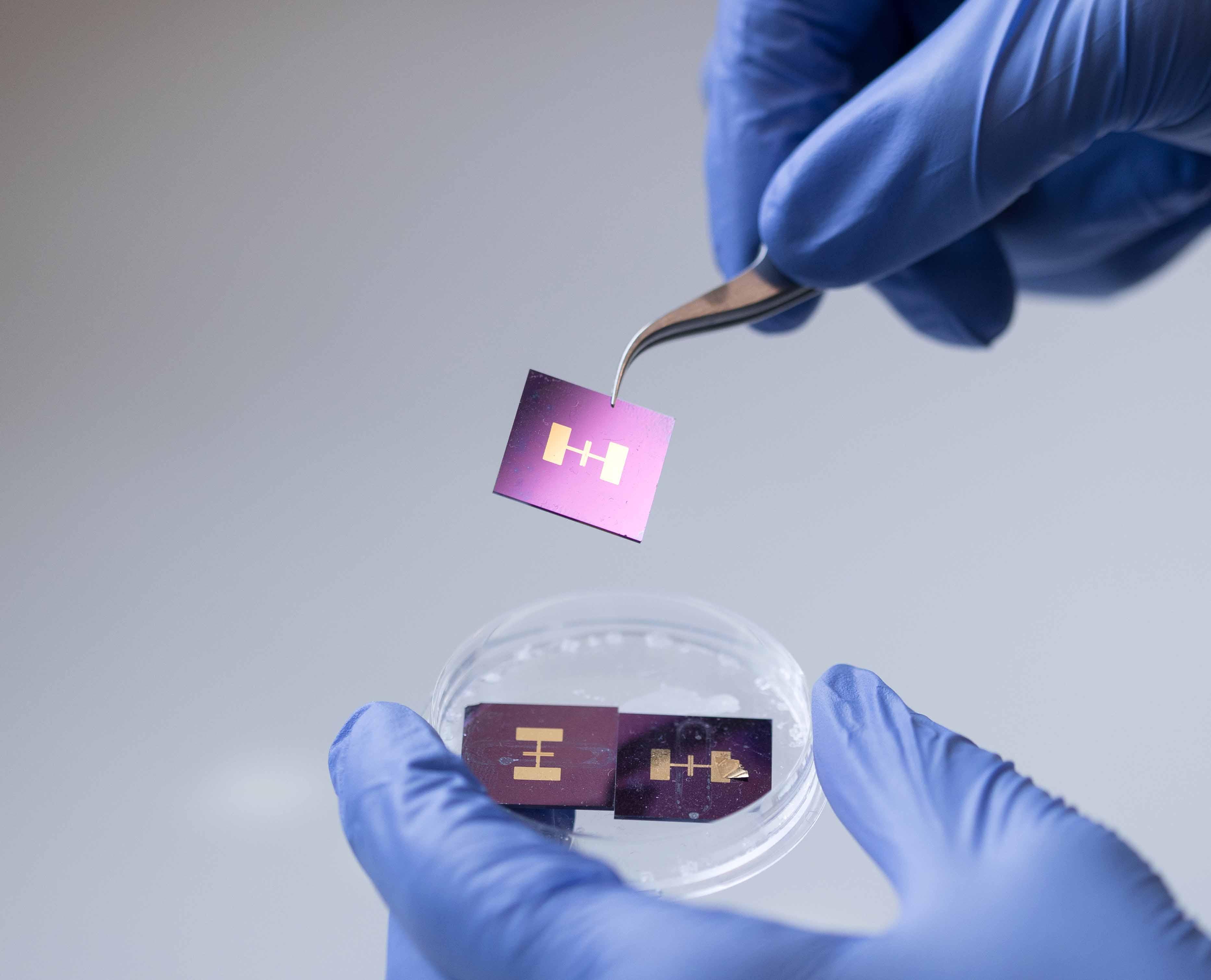 CEST Kompetenzzentrum - Bioelektrochemie und Sensorik