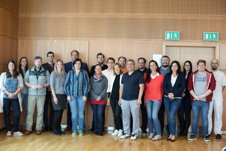 Gruppenfoto CEST Wiener Neustadt